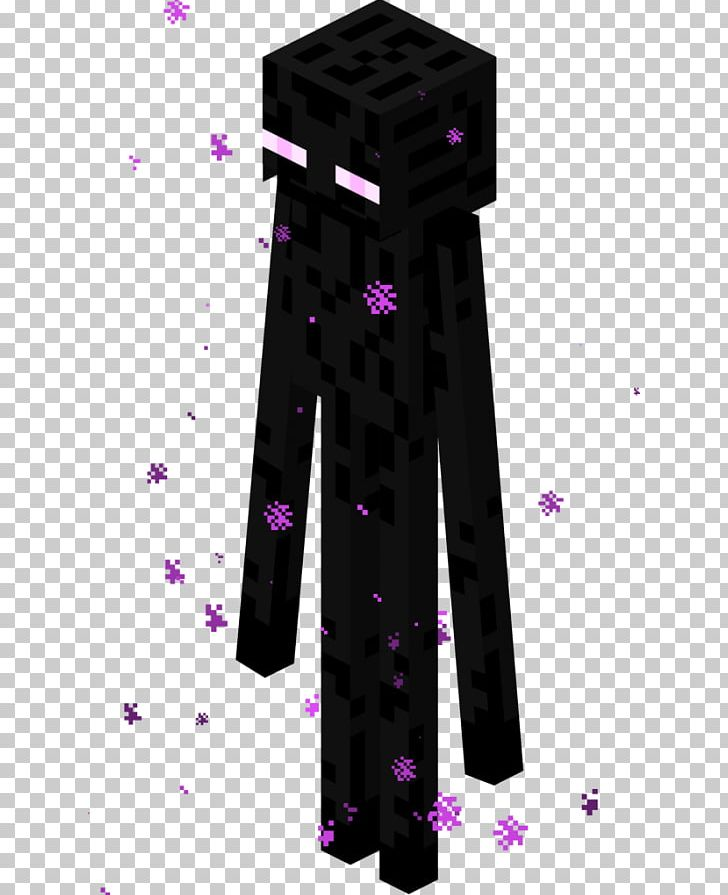 Minecraft Slenderman Video Games Costume Png Clipart