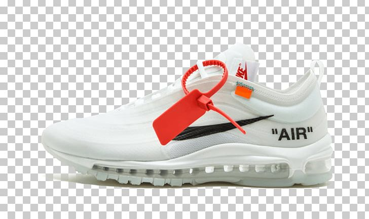 Nike Off White X Air Max 97 Mens Sneakers Png Clipart Air