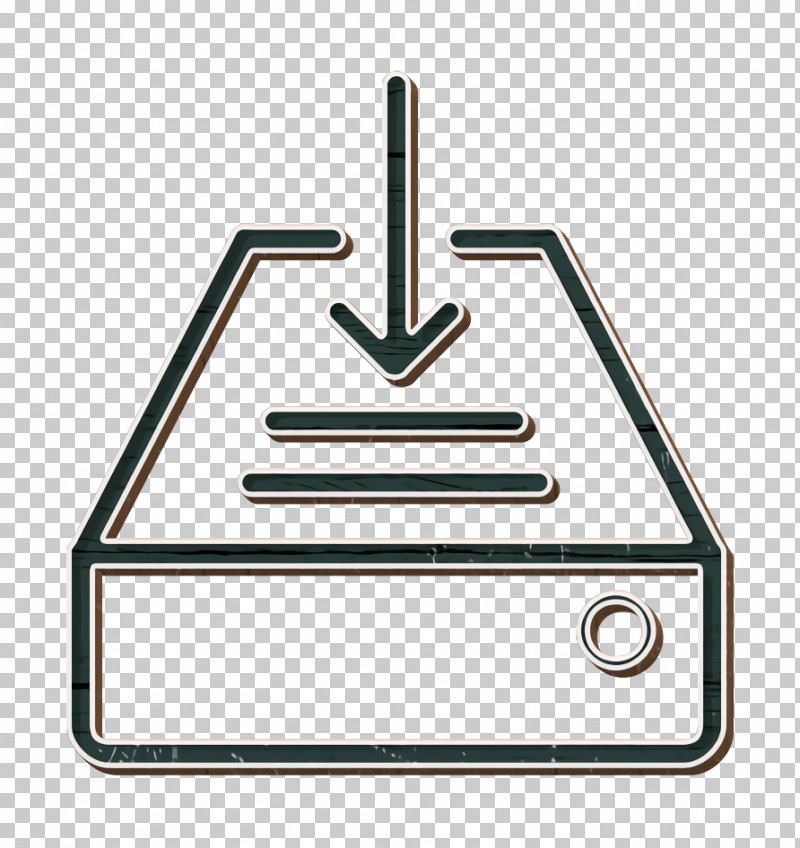 Download Icon Download Icon Download Line Icon Icon PNG, Clipart, Download Icon, Line, Sign Free PNG Download