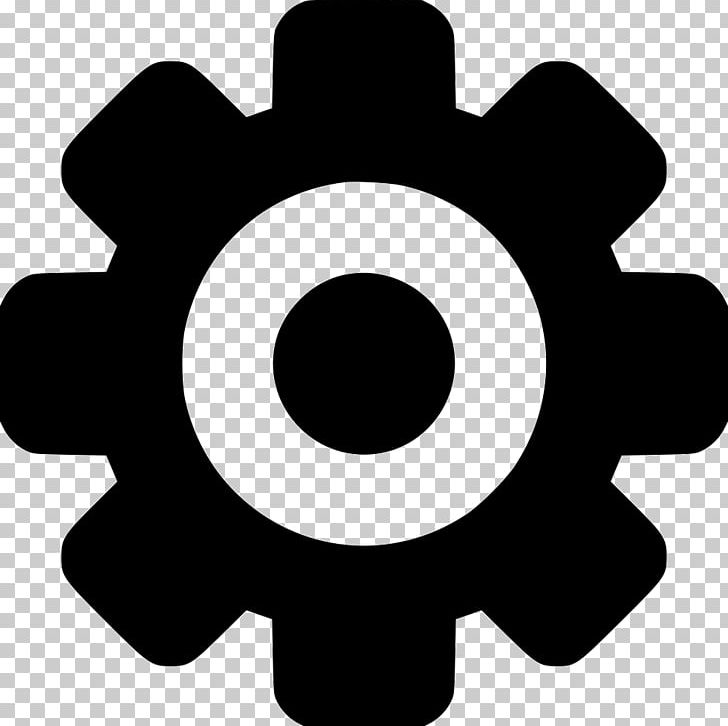 Computer Icons Scalable Graphics Portable Network Graphics PNG, Clipart, Black And White, Circle, Cog, Computer, Computer Icons Free PNG Download