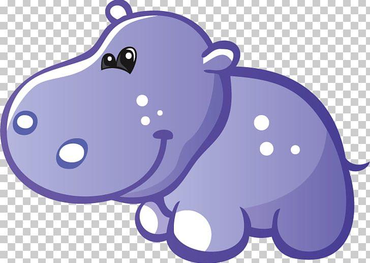 Hippopotamus Drawing Cuteness Cartoon PNG, Clipart, Baby Hippopotamus, Blue, Carnivoran, Cartoon, Child Free PNG Download