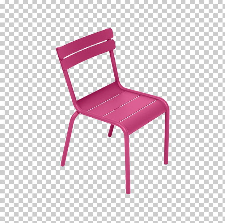 Table Chair Garden Furniture Fermob SA PNG, Clipart, Angle, Armrest, Bench, Chair, Chaise Free PNG Download