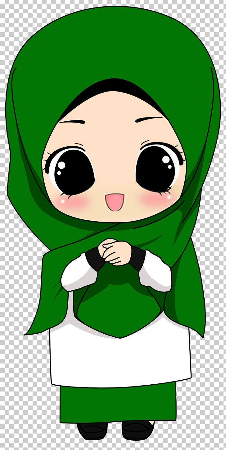 Hijab Islam Muslim Cartoon El Coran (the Koran PNG, Clipart, Anime