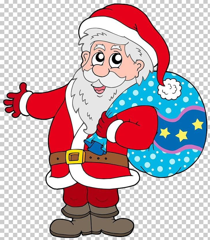 Santa Claus Gift Christmas Illustration PNG, Clipart, Back Bag, Back To School, Bag, Bags, Carry Free PNG Download