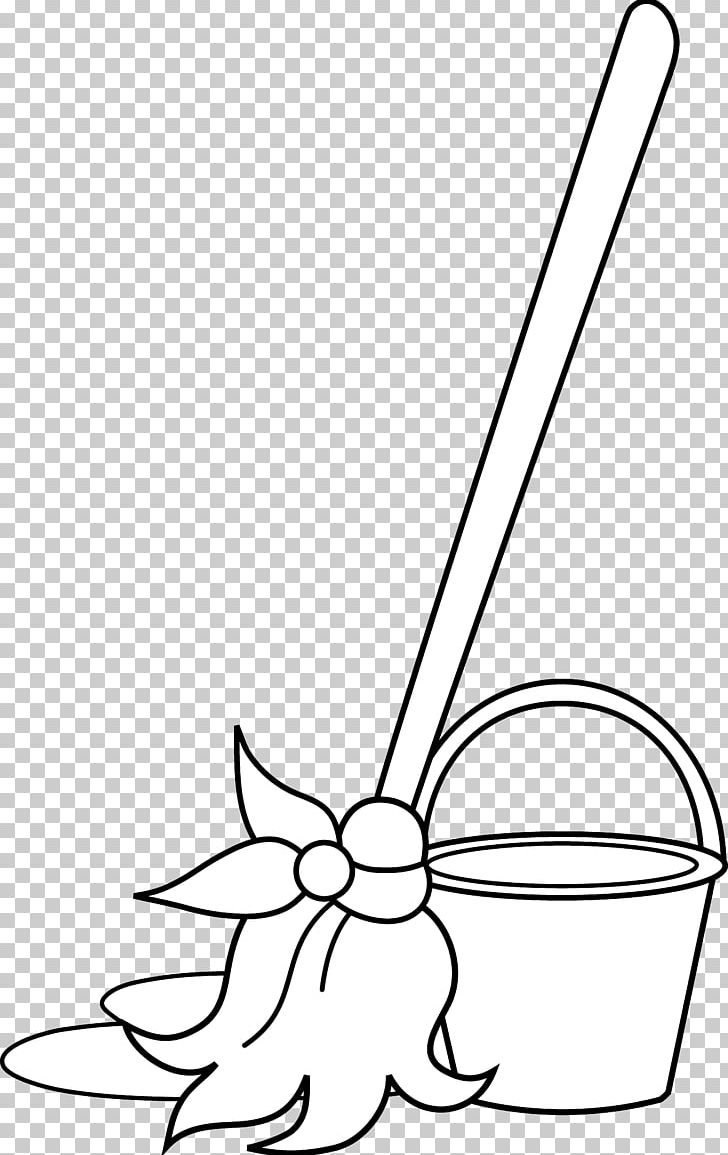 Mop Bucket Coloring Book Broom PNG, Clipart, Angle, Art ...