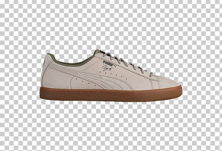 the best attitude 40e8a 25f10 Puma Clyde Stripes Mens White Canvas Lace Up Sneakers Shoes ...