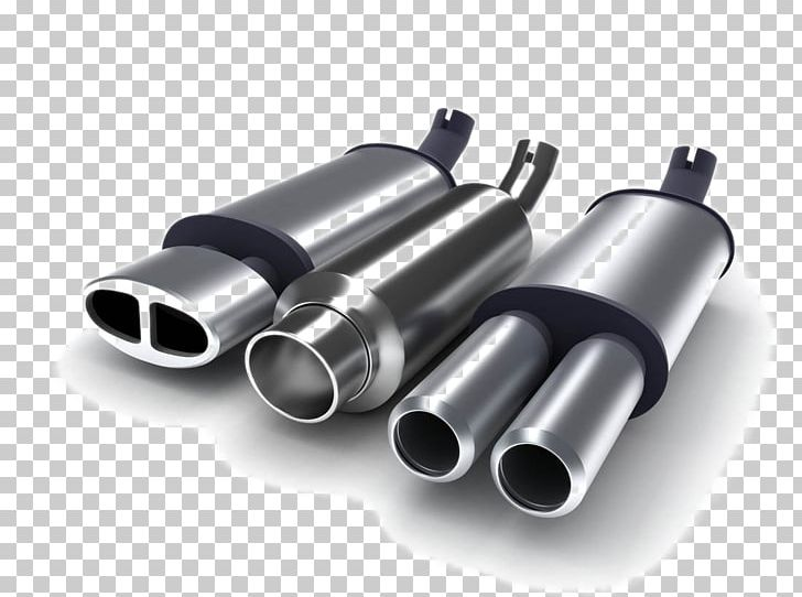 Exhaust System Car Vehicle Muffler Automobile Repair Shop Png