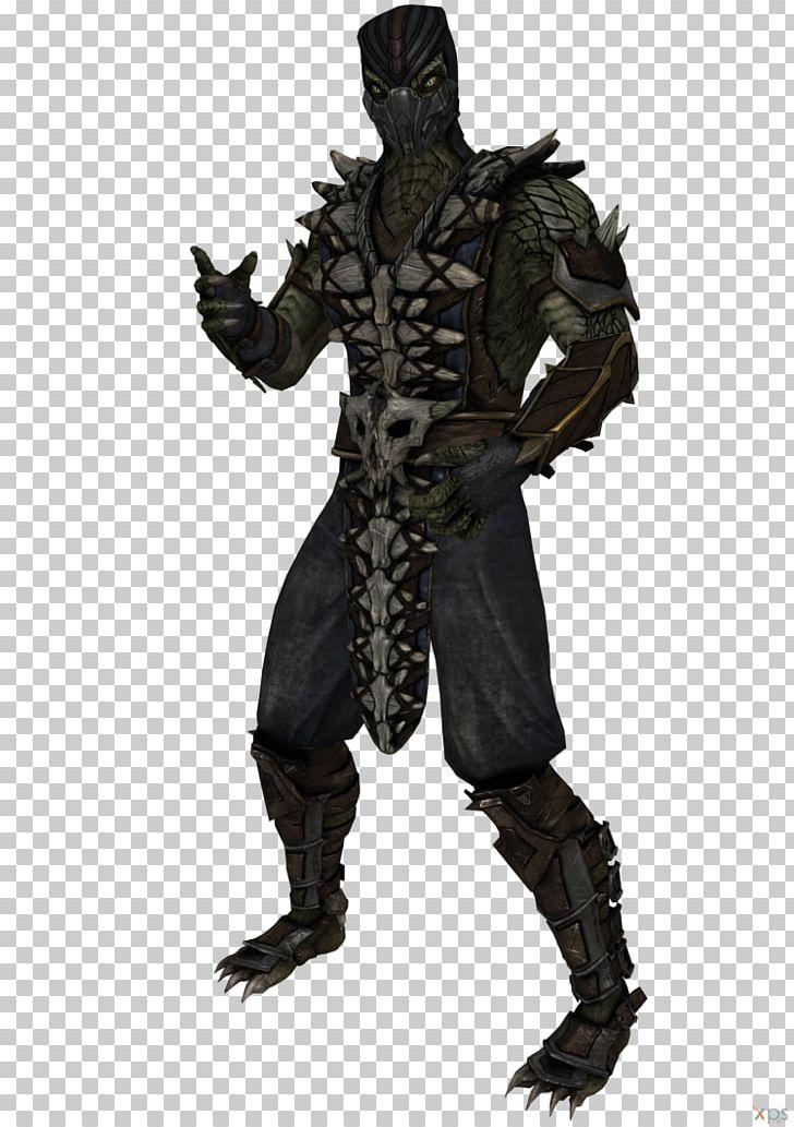 Mortal Kombat X Reptile Ermac Fatality Erron Black PNG