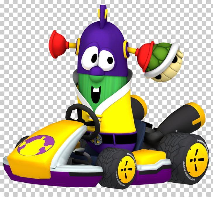 Mario Kart 8 Mr  Lunt Jerry Gourd Jimmy Gourd Larry-Boy: The