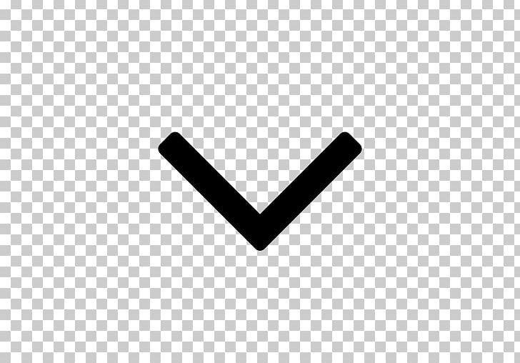 Arrow Computer Icons Font Awesome Button PNG, Clipart, Angle, Arrow, Arrow Down, Black, Button Free PNG Download