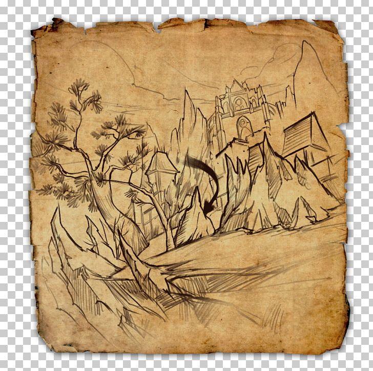 The Elder Scrolls Online Treasure Map World Cyrodiil PlayStation 4 ...
