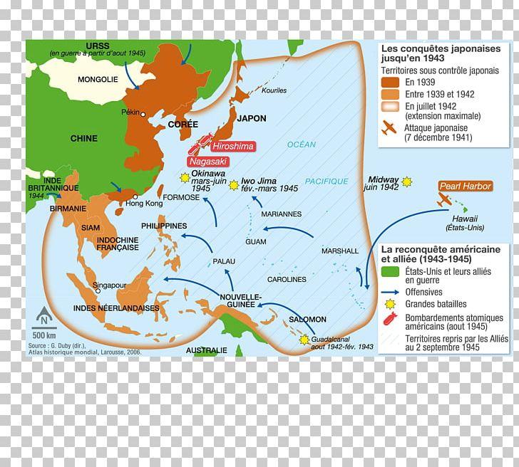Pacific War Second World War Europe Pacific Ocean Eastern ...
