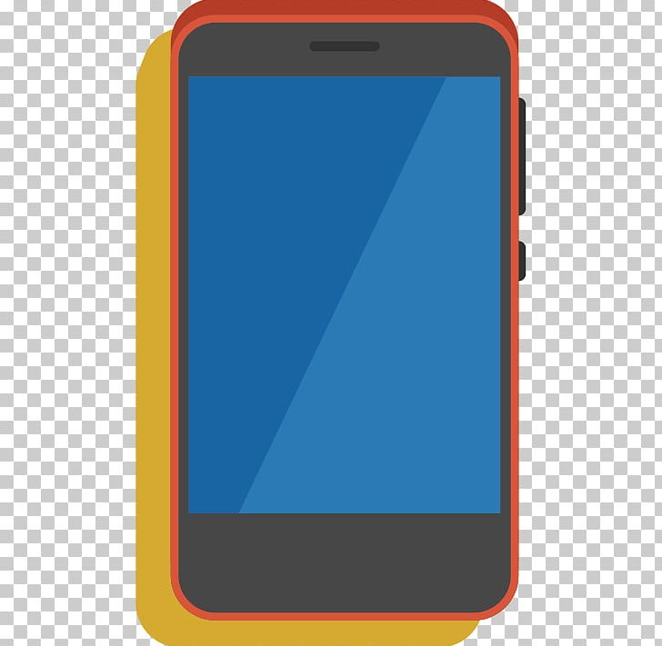 Smartphone Mobile Phone PNG, Clipart, Angle, Area, Blue, Cell Phone, Electric Blue Free PNG Download