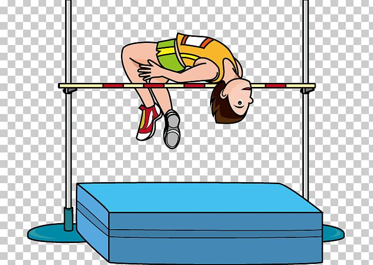 High Jump Free Content Track And Field Athletics Png Clipart Adobe Illustrator Area Artwork Clip Art