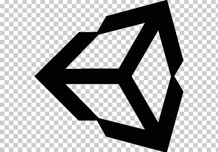 Unity Technologies Computer Icons Augmented Reality Video Game Development PNG, Clipart, Angle, Augmented Reality, Black, Black And White, Brand Free PNG Download