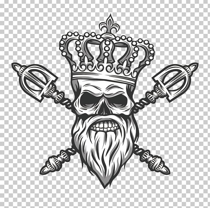Human Skull Symbolism Crown Stock Photography PNG, Clipart, Abstract, Animal Print, Art, Black , Fictional Character Free PNG Download