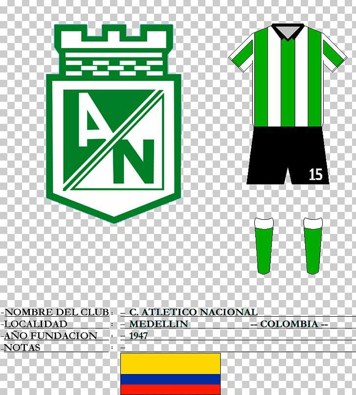 Atletico Nacional Atletico Junior Copa Libertadores Categoria Primera A Medellin Png Clipart Angle Area Brand Clothing