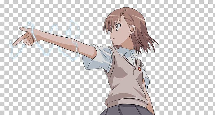 Mikoto Misaka A Certain Scientific Railgun A Certain Magical