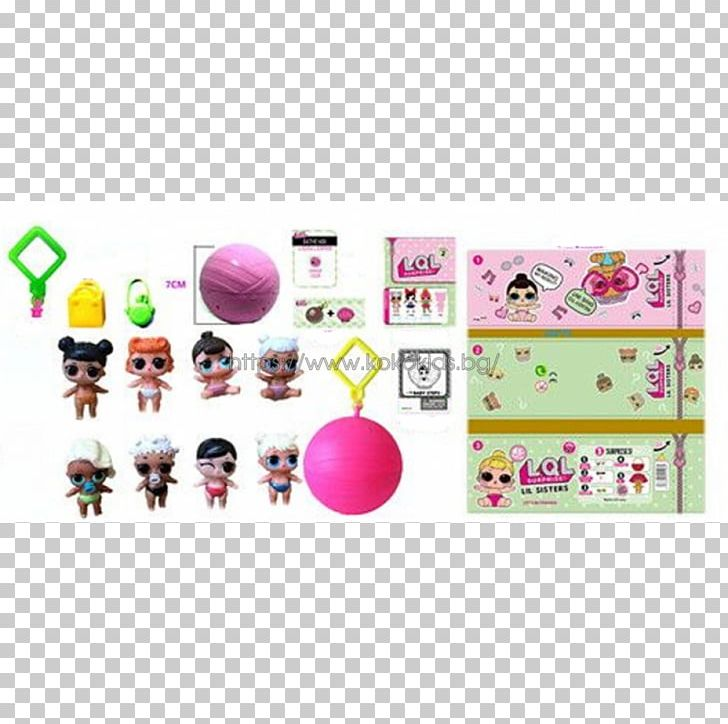 L O L  Surprise! Lil Sisters Series 2 Doll Toy Discounts And