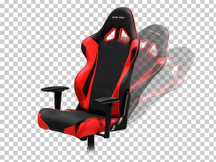 DXRacer Auto Racing Gaming Chair Formula 1 PNG, Clipart