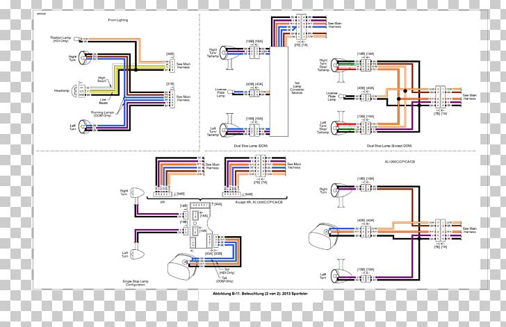 Wiring Diagram Electrical System Design Harley-Davidson ... on