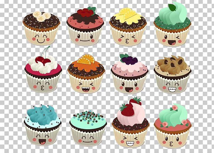 Cupcake Petit Four Muffin Cake Decorating Buttercream PNG, Clipart, Baking, Buttercream, Cake, Cake Decorating, Cream Free PNG Download