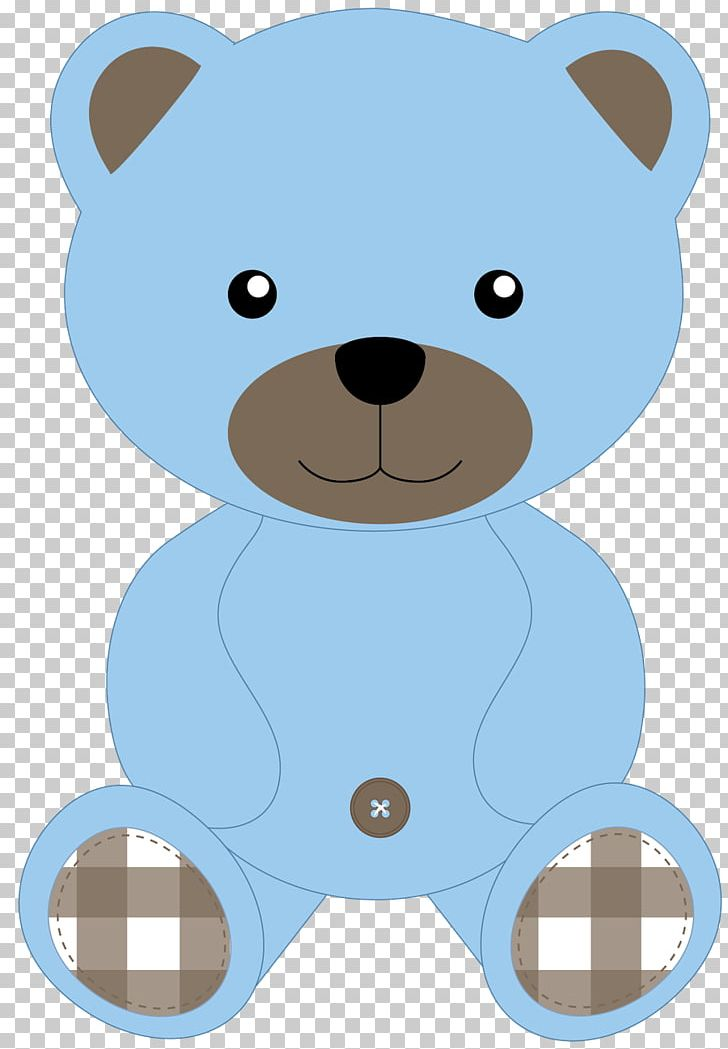 Bear blue. Teddy baby png clipart