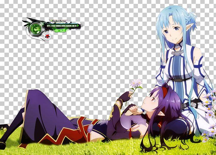 Asuna Kirito Sword Art Online Sinon PNG, Clipart, Anime, Art, Artwork, Asuna, Cartoon Free PNG Download