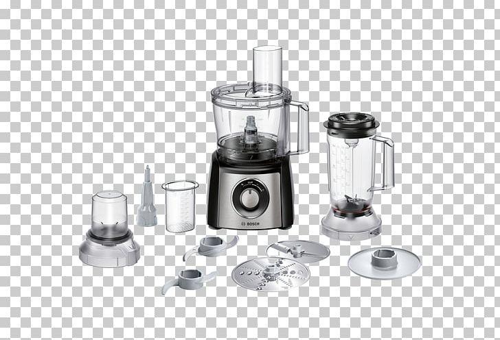 Food Processor Blender Mixer Home Appliance PNG, Clipart, Blender, Brushed Metal, Food, Food Processor, Home Appliance Free PNG Download
