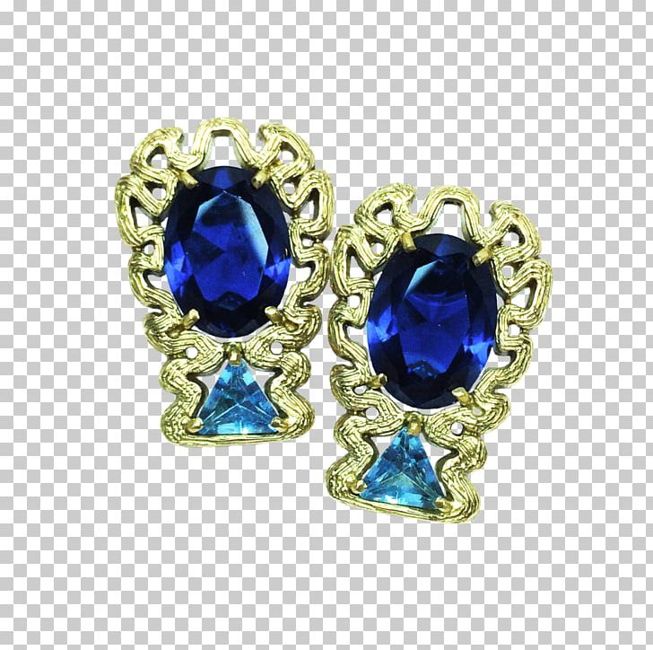 Earring Sapphire Jewellery Necklace Bracelet PNG, Clipart, Arts, Beauty, Blue, Body Jewellery, Body Jewelry Free PNG Download