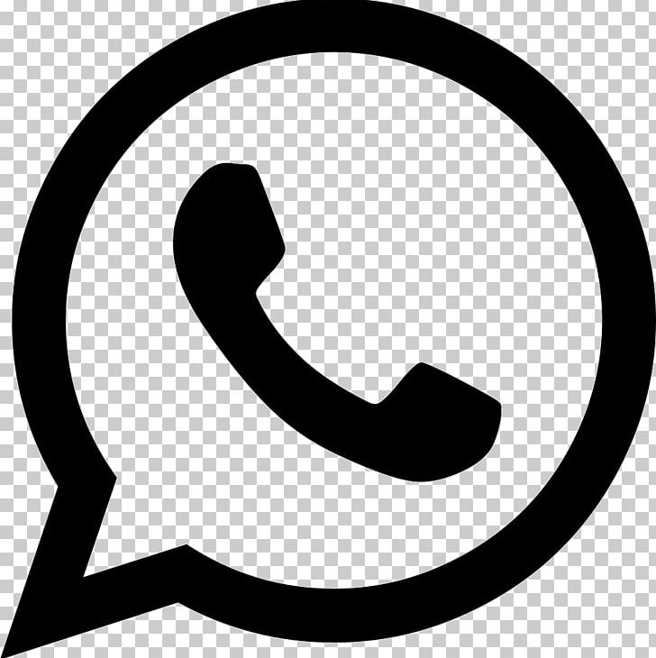 WhatsApp Logo Computer Icons PNG, Clipart, Area, Black And White, Cdr, Circle, Computer Icons Free PNG Download