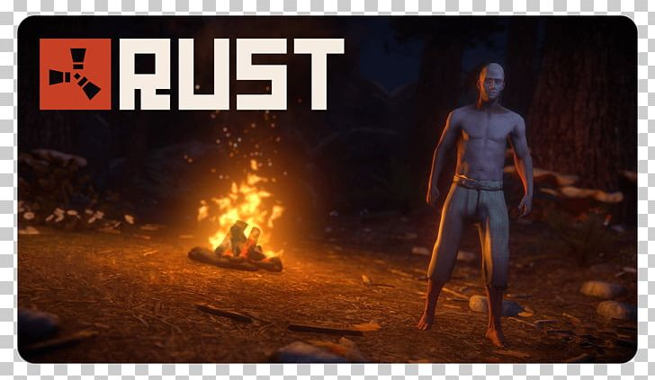 Rust Video Game Pc Game Facepunch Studios Survival Game Png