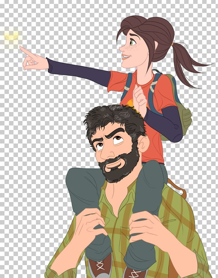 The Last Of Us Ellie Fan Art Png Clipart Anime Art