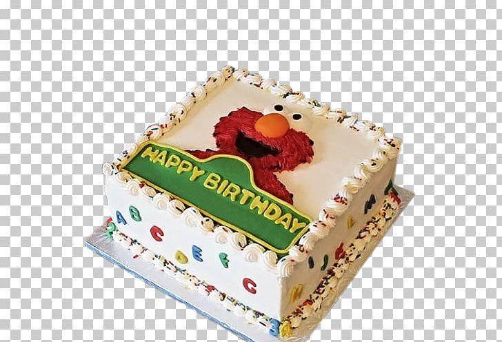 Birthday Cake Sheet Cake Elmo Cake Decorating Png Clipart