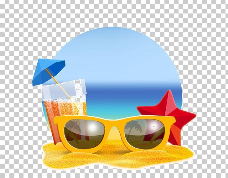 Sunglasses beach. Eyewear png clipart clip