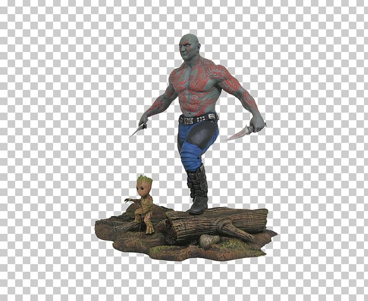 Drax The Destroyer Groot Star-Lord Rocket Raccoon Gamora PNG, Clipart, Action Figure, Drax, Fictional Character, Fictional Characters, Figurine Free PNG Download