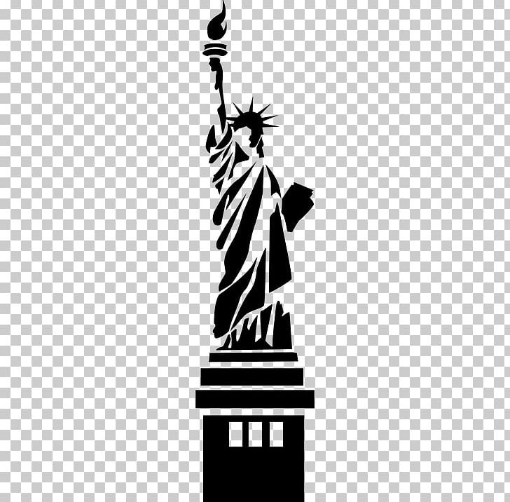 Statue Of Liberty Statue Of Freedom Silhouette Monument PNG, Clipart, America, Art, Black And White, Drawing, Fictional Character Free PNG Download