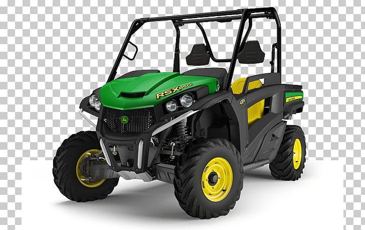 John Deere Side By Side >> John Deere Gator Car Utility Vehicle Side By Side Png Clipart