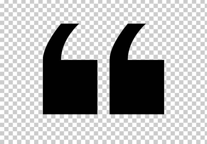 Quotation Mark Computer Icons Pull Quote PNG, Clipart, Angle, Black, Black And White, Brand, Clip Art Free PNG Download