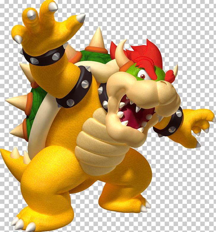 Bowser Super Mario Bros Princess Peach Png Clipart Action