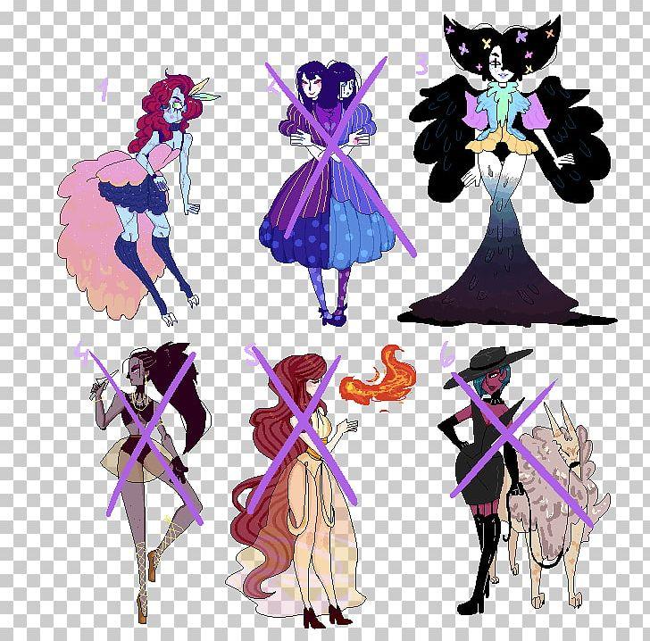 Costume Illustration Cartoon Purple Legendary Creature PNG, Clipart, Cartoon, Costume, Costume Design, Fashion Design, Fictional Character Free PNG Download