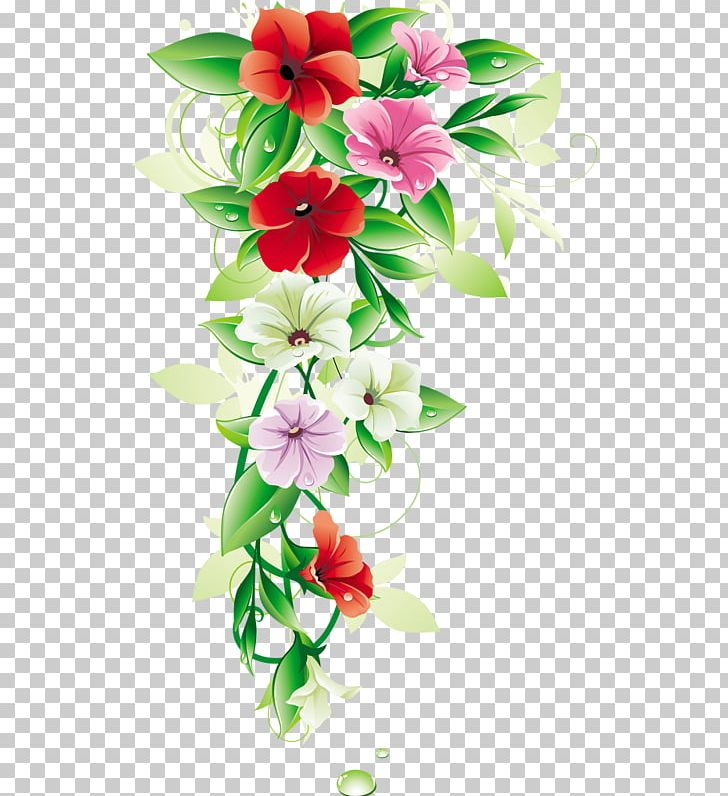 Flower Borders And Frames Floral Design Png Clipart Borders