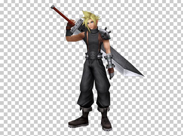Final Fantasy Vii Cloud Strife Dissidia Final Fantasy Tifa