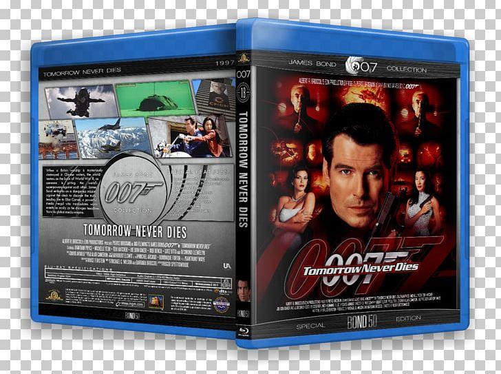 Tomorrow Never Dies James Bond Film Series Poster Imdb Png