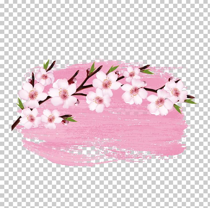 Cherry Blossom Branch PNG, Clipart, Cherry Blossoms, Cut Flowers, Design, Encapsulated Postscript, Flower Free PNG Download