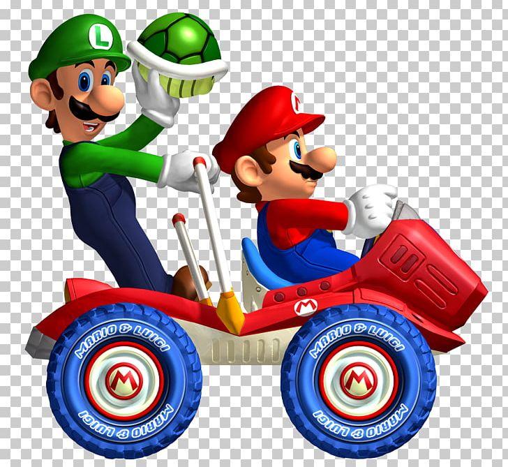 Christmas Mario Kart.Mario Kart Double Dash Mario Bros Mario Luigi Superstar
