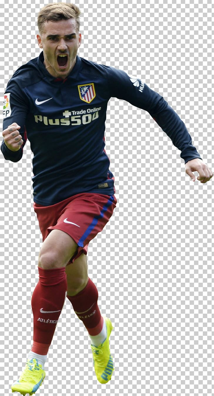 Antoine Griezmann Athletic Bilbao Football Player Png