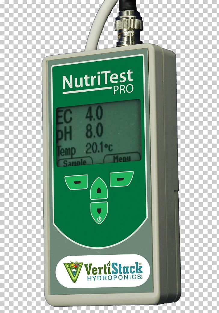 Measuring Scales Autogrow Systems Nutritest Handheld Combo