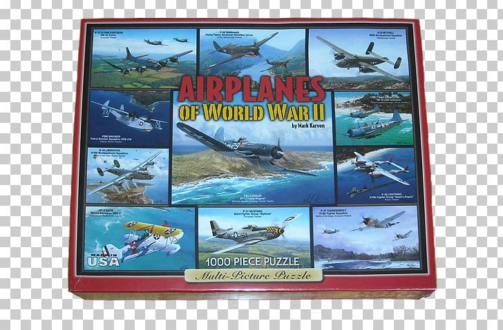 Jigsaw Puzzles Second World War Airplane Hobby PNG, Clipart, Airplane, Fish, Hobby, Jigsaw Puzzles, Marine Mammal Free PNG Download
