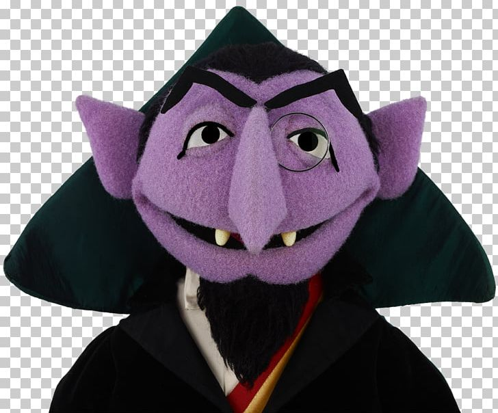 Count Von Count Elmo Sesame Street Characters Count Dracula